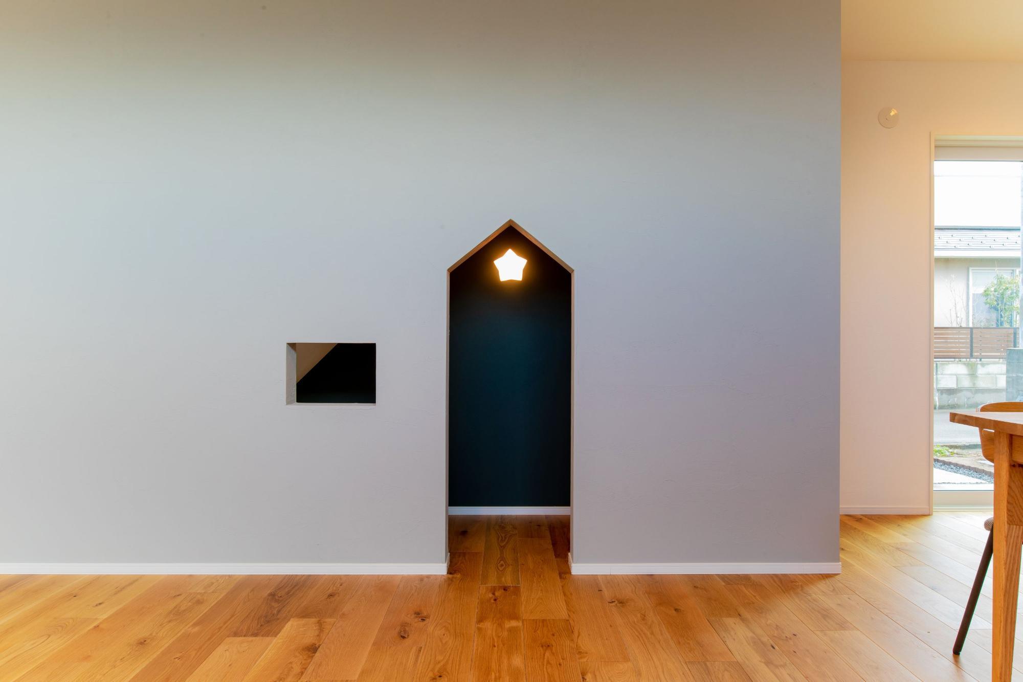 株式会社ゼロスタイル「オールステン×眺望×リビングベンチ」の自然素材・モダンな居室の実例写真