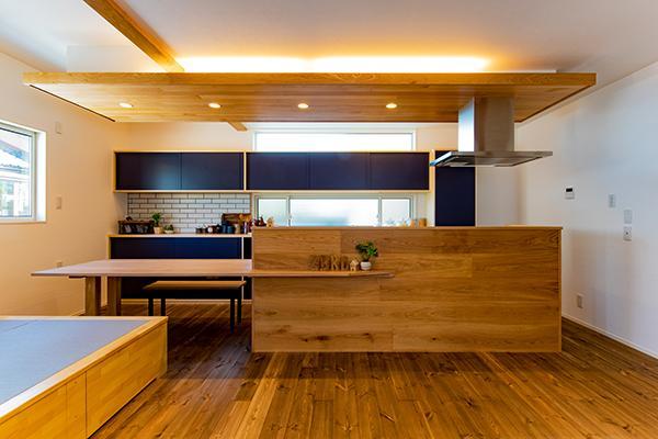 1. 外観内観はもちろん、外構や家具デザインまでを大切にした家づくり