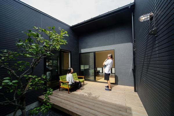 2. 性能と快適さを追求した、心地のいい家