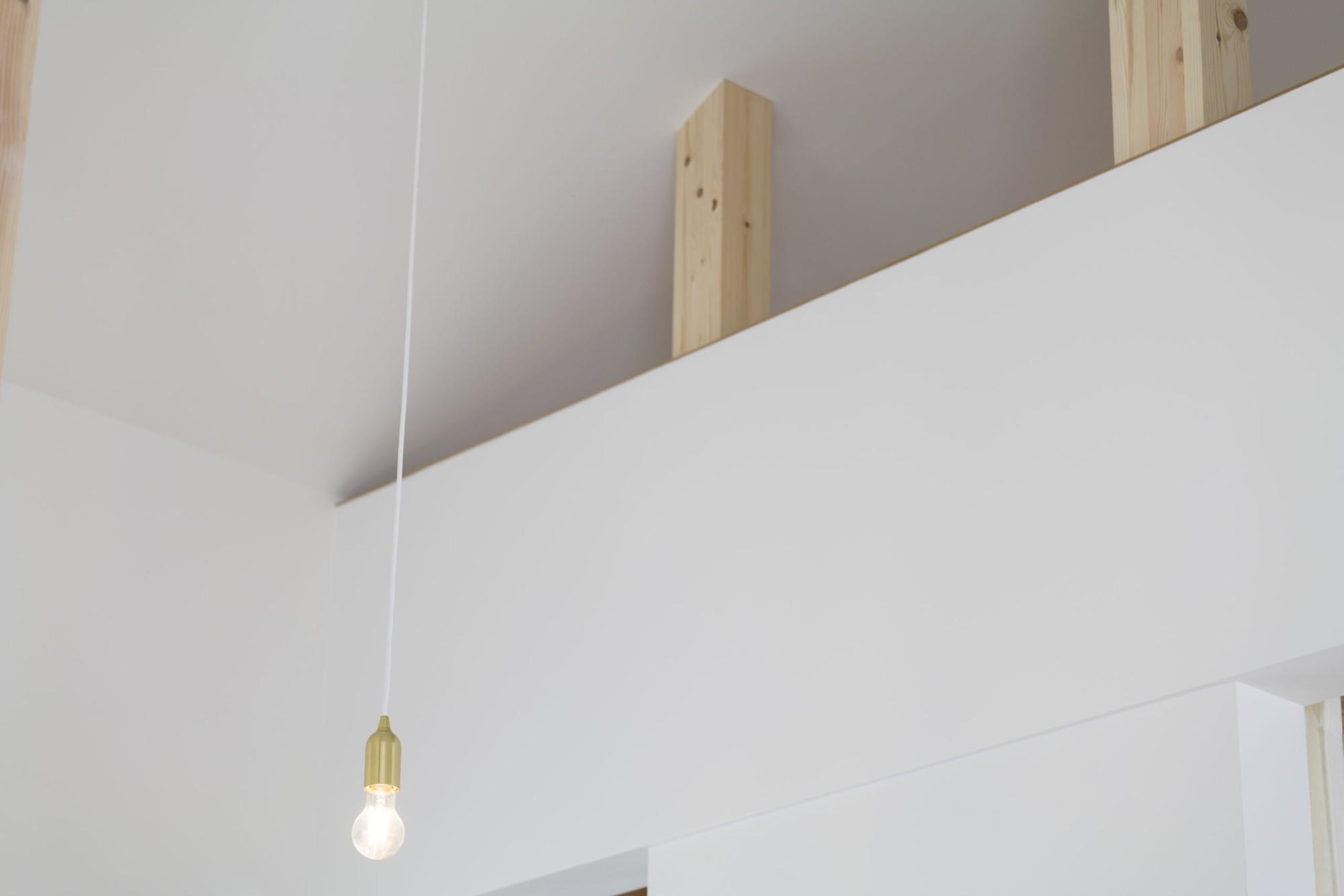株式会社あかがわ建築設計室「悠遠の家」のシンプル・ナチュラル・モダン・自然素材なリビング・ダイニングの実例写真