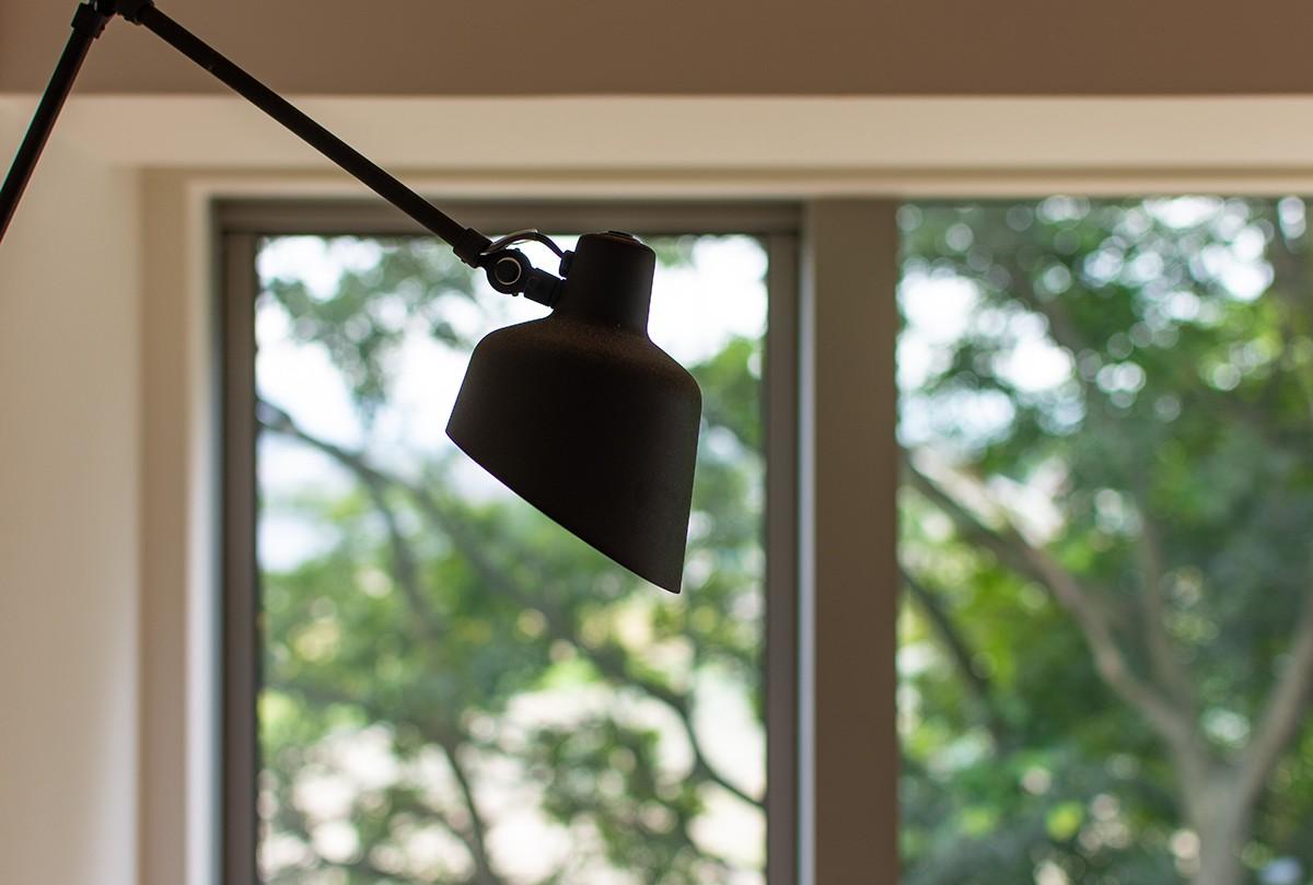 株式会社あかがわ建築設計室「雄景の家」のシンプル・ナチュラル・モダンなリビング・ダイニングの実例写真