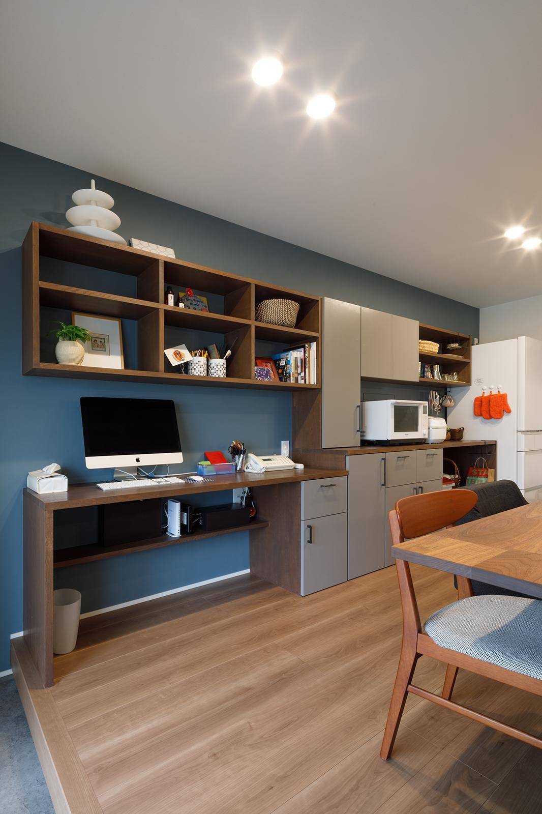 眺望のあるマンションリノベーションの写真7