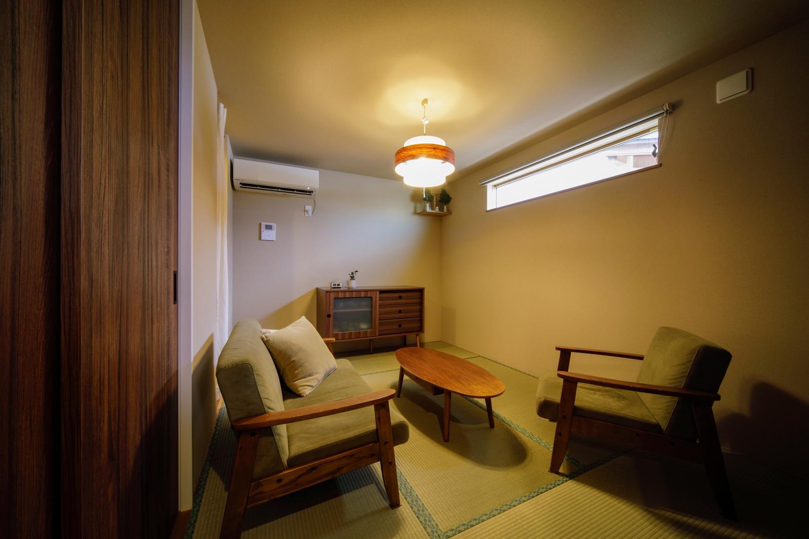 株式会社ユースフルハウス「眺望のある暮らし」の居室の実例写真