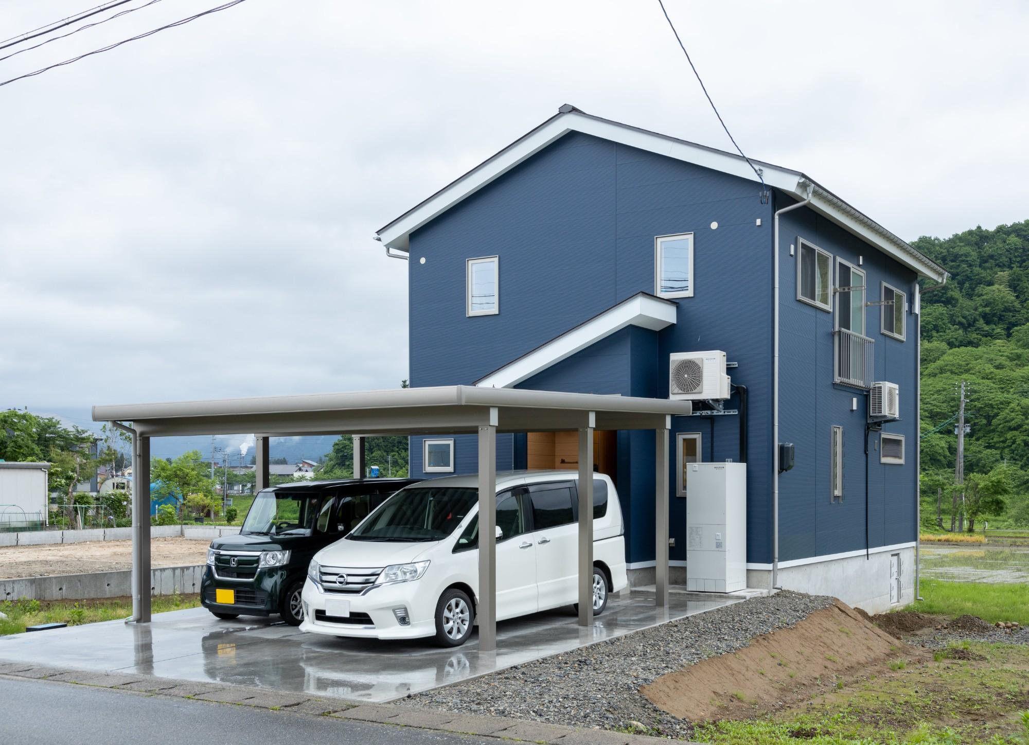 コモホームハセガワ株式会社「私の秘密基地」の実例写真