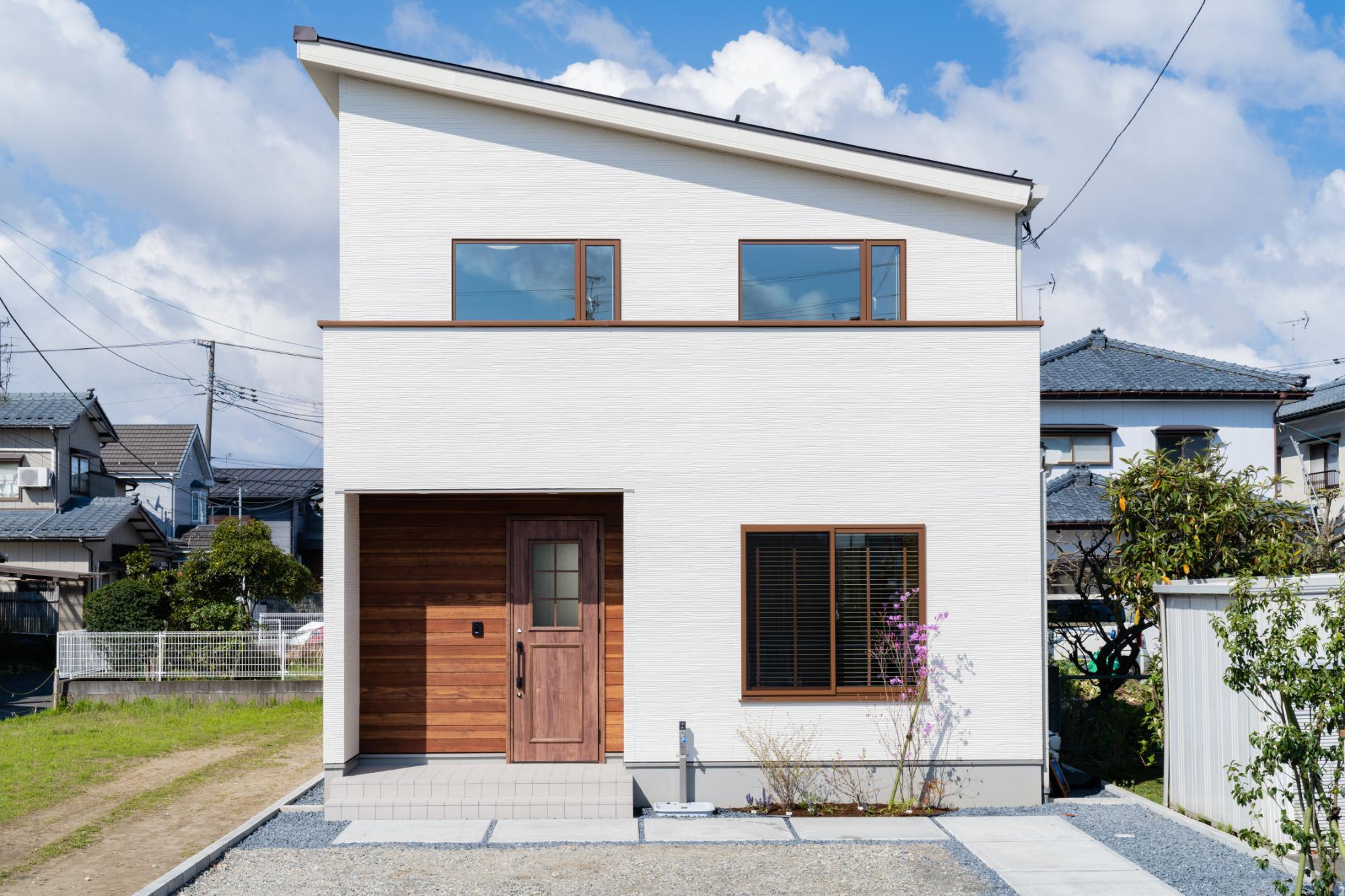 自分だけの空と暮らす家の写真1