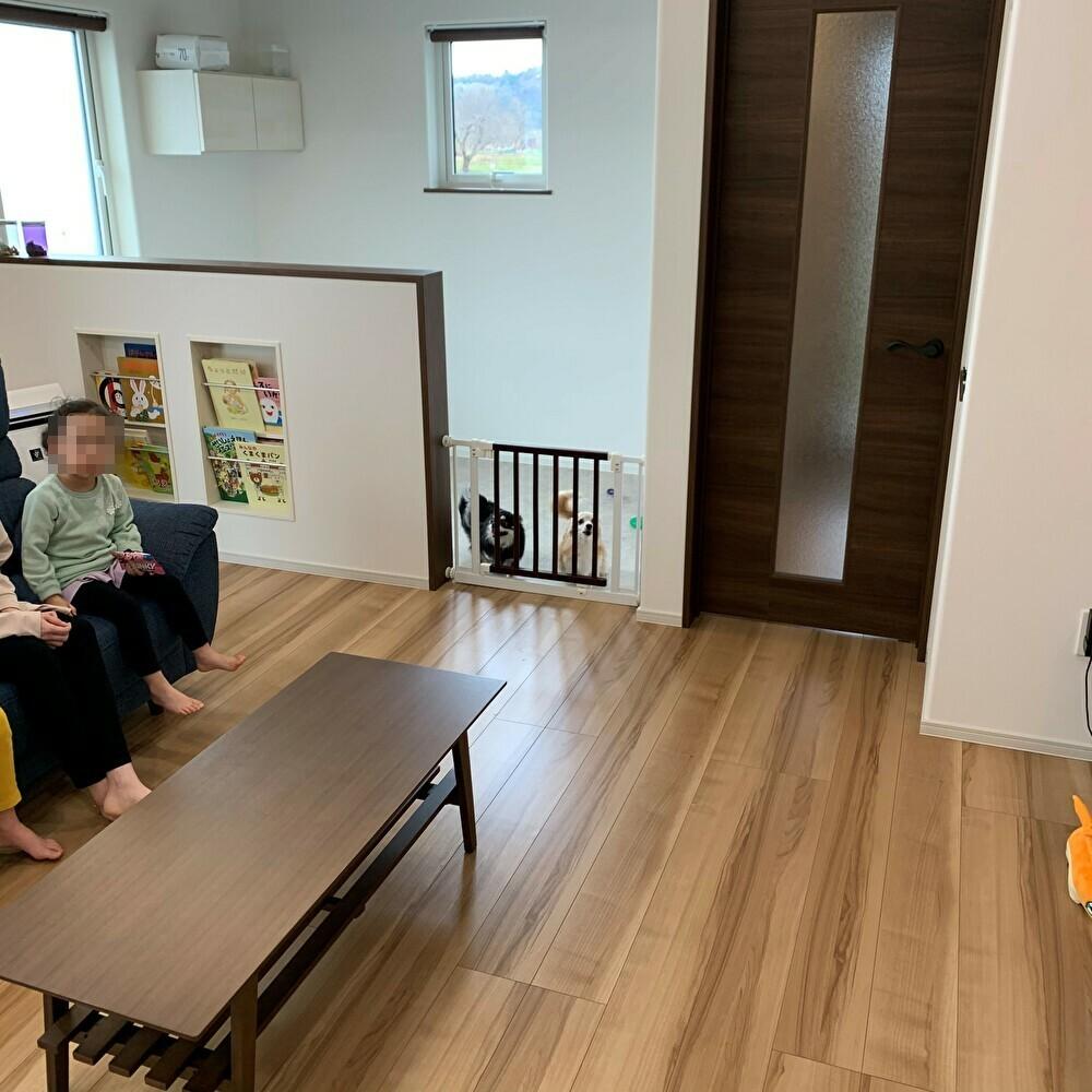 FPの家「愛犬と一緒に暮らせる住まい」の実例写真