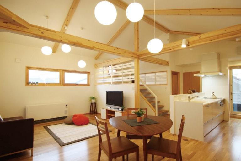 現代に馴染む品格のある家「木楽々」