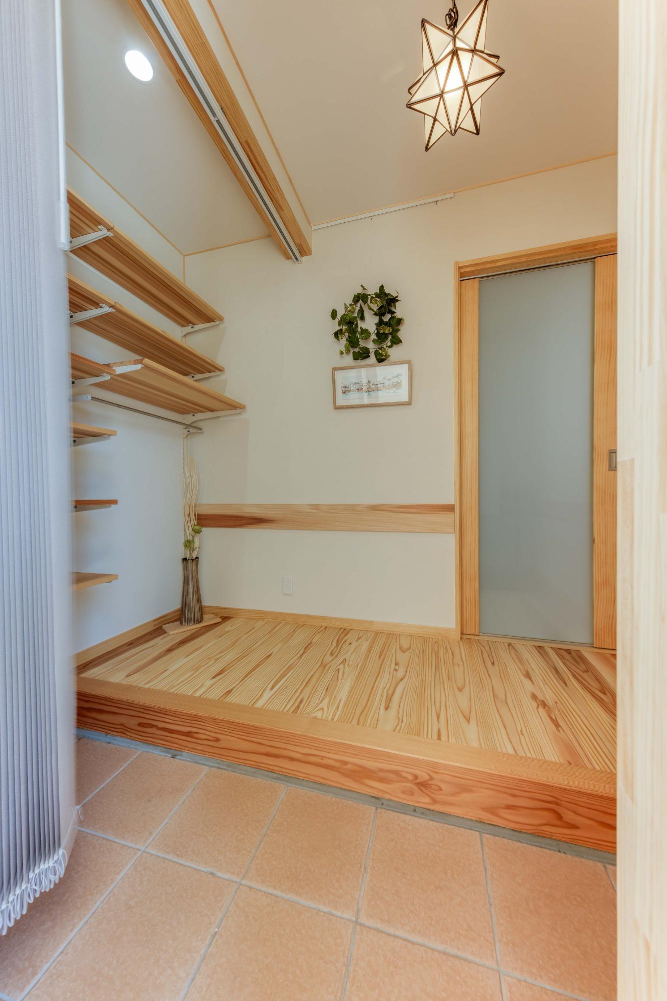自然派ライフ住宅設計㈱「家族が元気に暮らせる省エネの家」の実例写真