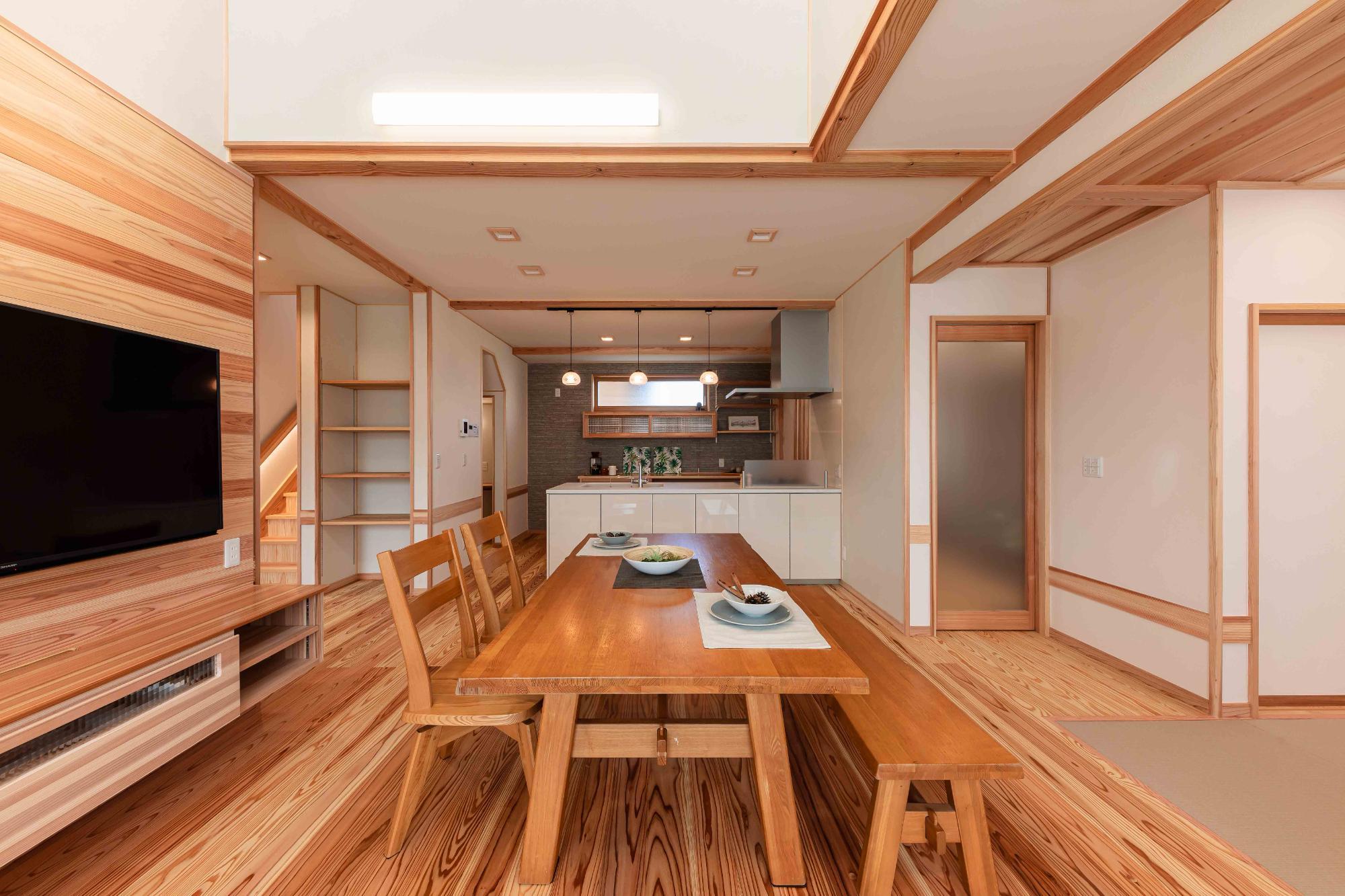 シンプルかつ繊細に、こだわりを活かした新発田の家の写真5