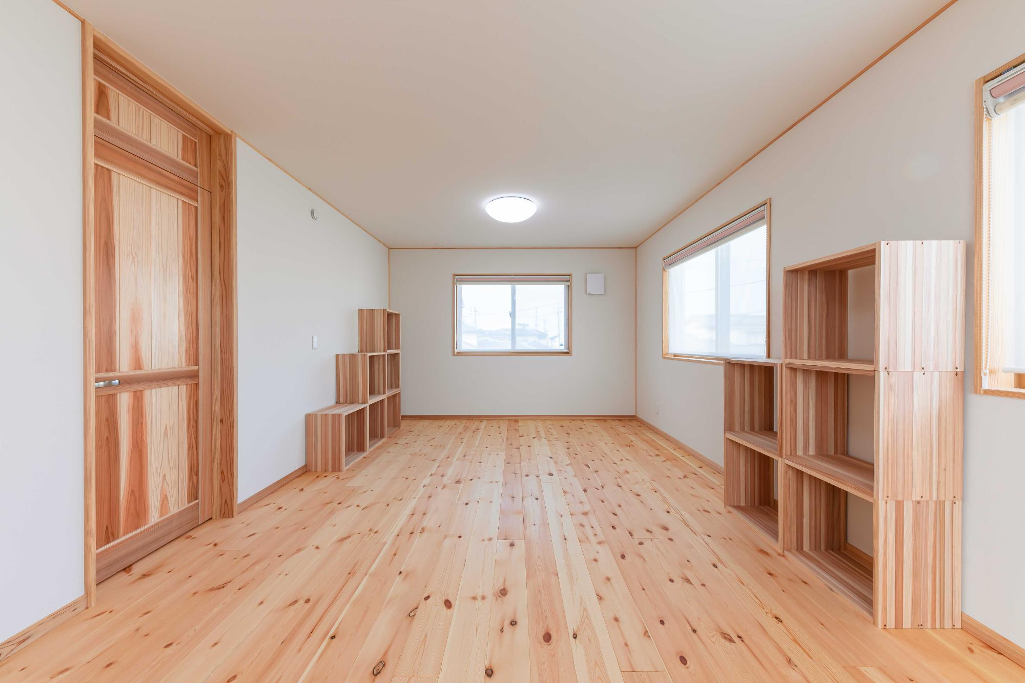 シンプルかつ繊細に、こだわりを活かした新発田の家の写真22