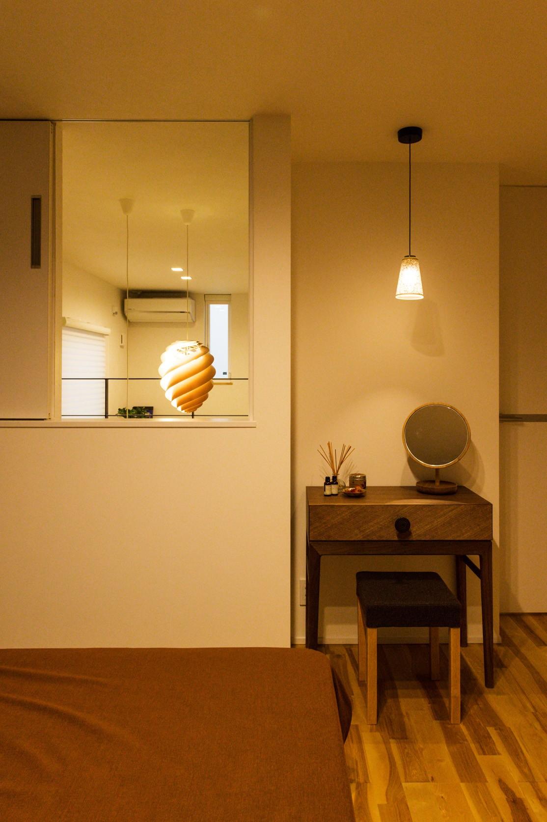 フクダハウジング株式会社「ワンランク上の美しさと機能性の高い家」のシンプル・ナチュラル・モダンな居室の実例写真