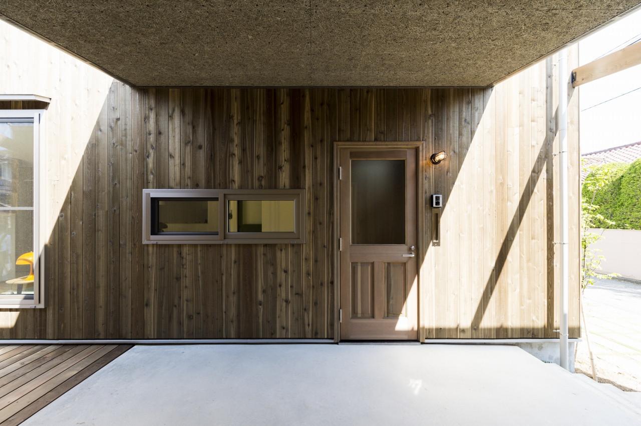 二世帯住宅「アーキテクト ラボ」の写真5の写真
