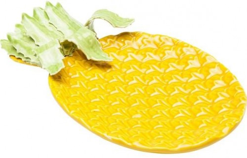 KARE DESIGN Dekoratívne tácku Pineapple