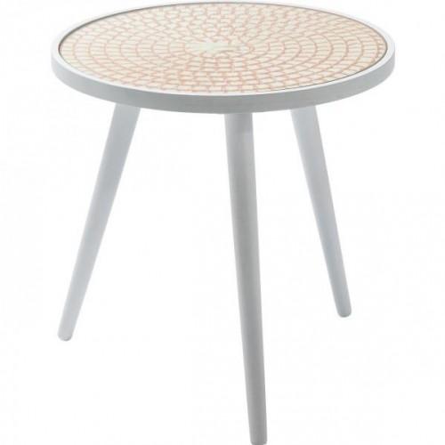 KARE DESIGN Odkladací stolík Teatime 40 cm - oranžový