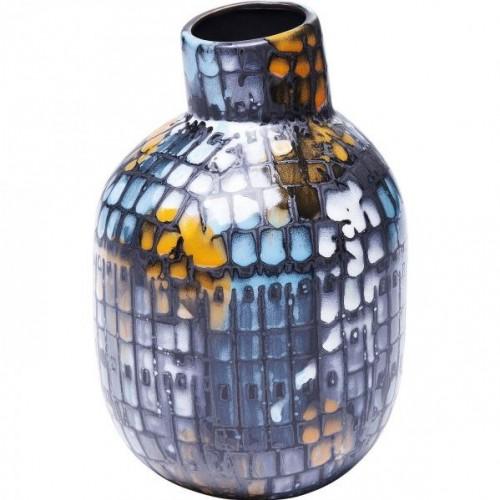 KARE DESIGN Sada 2 ks − Váza Mural 21 cm