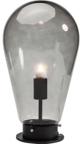 KARE DESIGN Stolná lampa Bulb Black