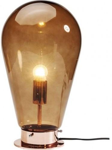 KARE DESIGN Stolná lampa Bulb Copper