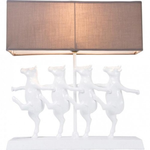 KARE DESIGN Stolná lampa Dancing Cows