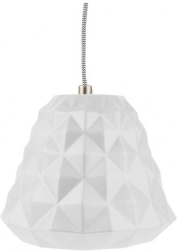 Biele stropné svietidlo Leitmotiv Cast Mini