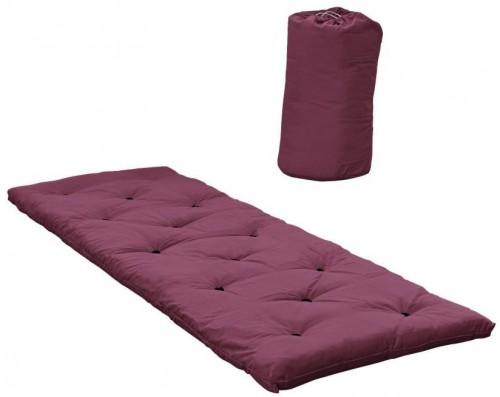 Futón/posteľ pre návštevy Karup Design Bed In a Bag Bordeaux