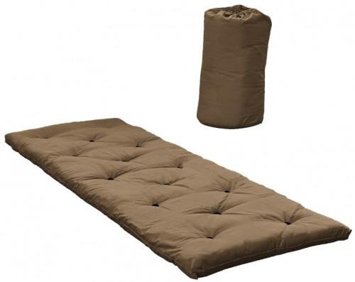 Hnedý matrac pre hostí Karup Design Bed In A Bag Mocca
