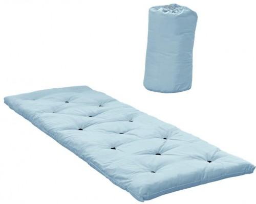 Posteľ pre návštevy Karup Design Bed in a Bag Light Blue