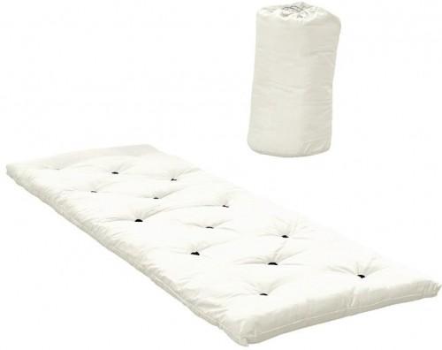 Svetlobéžový matrac pre hostí Karup Design Bed In A Bag Natural