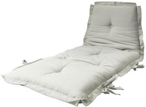 Variabilný béžový futón Karup Design Sit & Sleep Natural