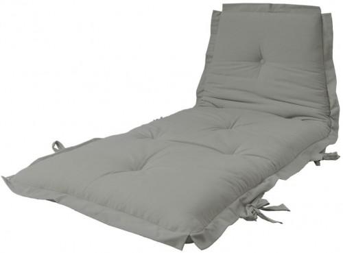 Variabilný futón Karup Design Sit&Sleep Grey