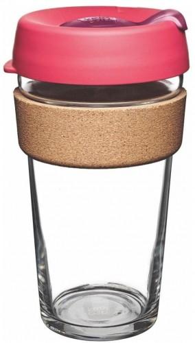 Cestovný hrnček s viečkom KeepCup Flutter, 454 ml