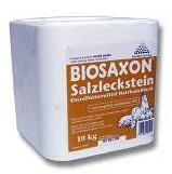 Biosaxon solný liz pro dobytek, koně a zvěř 10kg