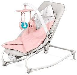 Kinderkraft Felio 3v1 Pink 0m+