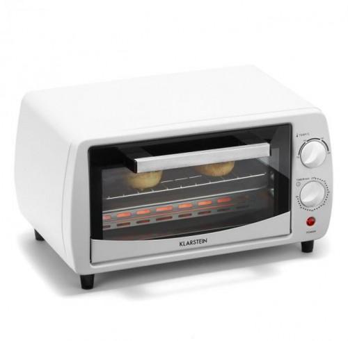 Klarstein Minibreak mini-rúra 11l 800W 60min časovač 250°C biela