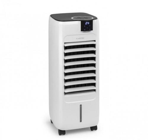 Klarstein Sonnendeck, ochladzovač vzduchu, 65W, 8h-časovač, diaľkový ovládač, biely