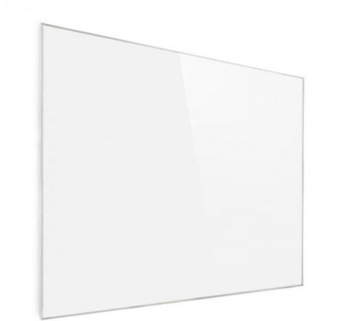 Klarstein Wonderwall 120, infrapanel, infračervený výhrevný panel, 100 x 120 cm, 1200 W, týždňový časovač, IP 24, biely