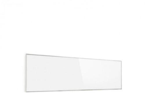 Klarstein Wonderwall 30, infrapanel, infračervený výhrevný panel, 30 x 100 cm, 300 W, týždňový časovač, IP24, biely