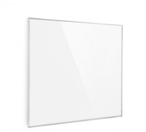 Klarstein Wonderwall 36, infrapanel, infračervený výhrevný panel, 60 x 60 cm, 360 W, týždňový časovač, IP24, biely
