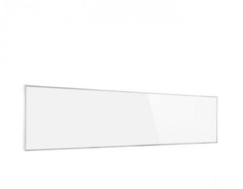 Klarstein Wonderwall Air 36, infračervený ohrievač, 120 x 30 cm, 360 W, nástenná montáž, diaľkový ovládač, biely