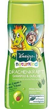 KNEIPP Naturkind Šampon a Sprchový Gel Dračí Síla 200 ml