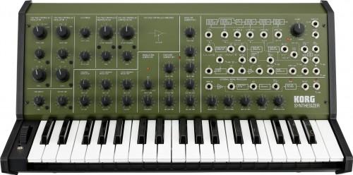 Korg MS-20 FS Green
