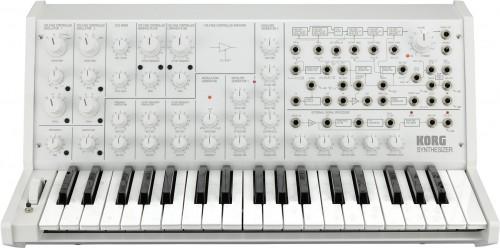 Korg MS-20 FS White