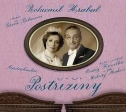 Postřižiny - audiokniha na CD