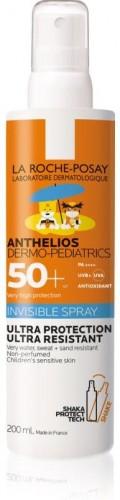 La Roche-Posay Anthelios Dermo-Pediatrics detský sprej na opaľovanie SPF 50
