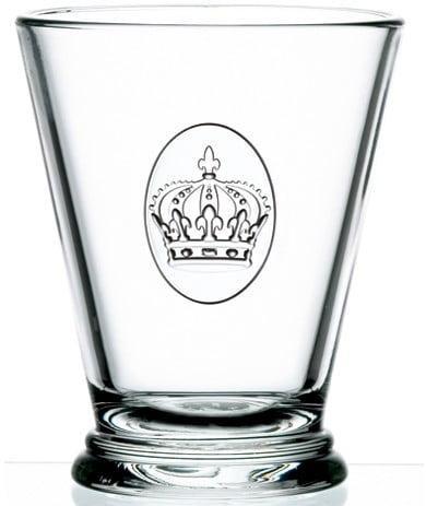Pohár La Rochére Symbolic Crown, 260 ml