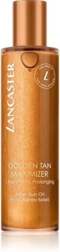 Lancaster Golden Tan Maximizer After Sun Oil telový olej na predĺženie doby opálenia 150 ml