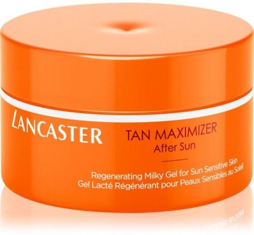 Lancaster Tan Maximizer Regenerating Milky Gel for Sun Sensitive Skin gélový krém predlžujíci opálenia pre citlivú pokožku 200 ml