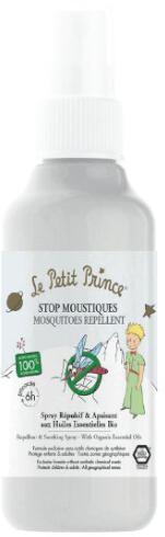 Le Petit Prince Repelent proti komárom s esenciálnymi olejmi (Mosquitoes Repellent) 80 ml