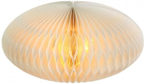 Papierová skladacia stolová lampa Le Studio Abracadabra Kraft