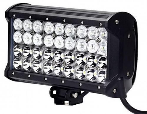 LED Solution LED pracovné svetlo 108W BAR 10-30V 4-řady LB0044