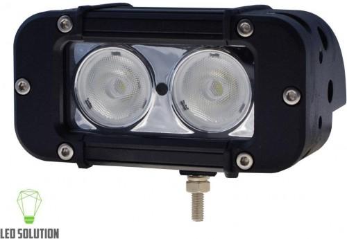 LED Solution LED pracovné svetlo 20W BAR 10-30V 189008